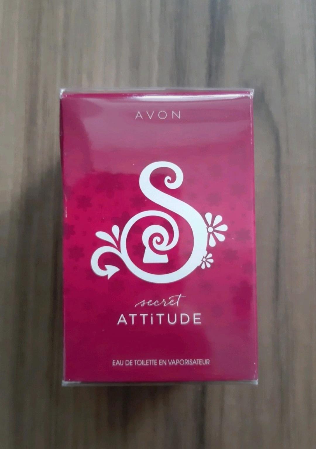 Secret Attitude - Obrázek č. 1