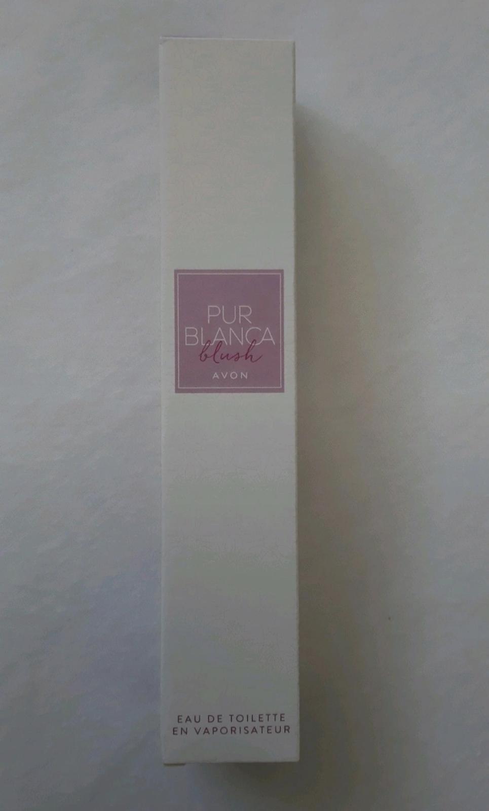 Pur Blanca Blush - Obrázek č. 1