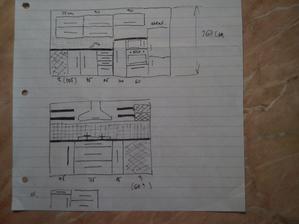 Začalo sa to prenesenim predstav na papier - moj vytvor :)