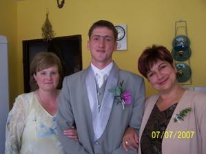 ženich s maminkami