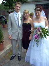 Já,manžel a mladší sestra