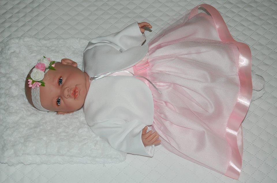 Šaty pro nejmenší CAMELLA - Obrázok č. 4