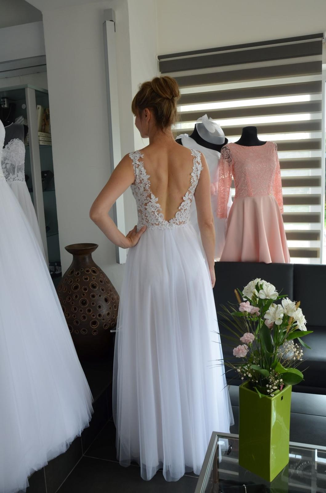 Boho svatební šaty - Obrázok č. 2