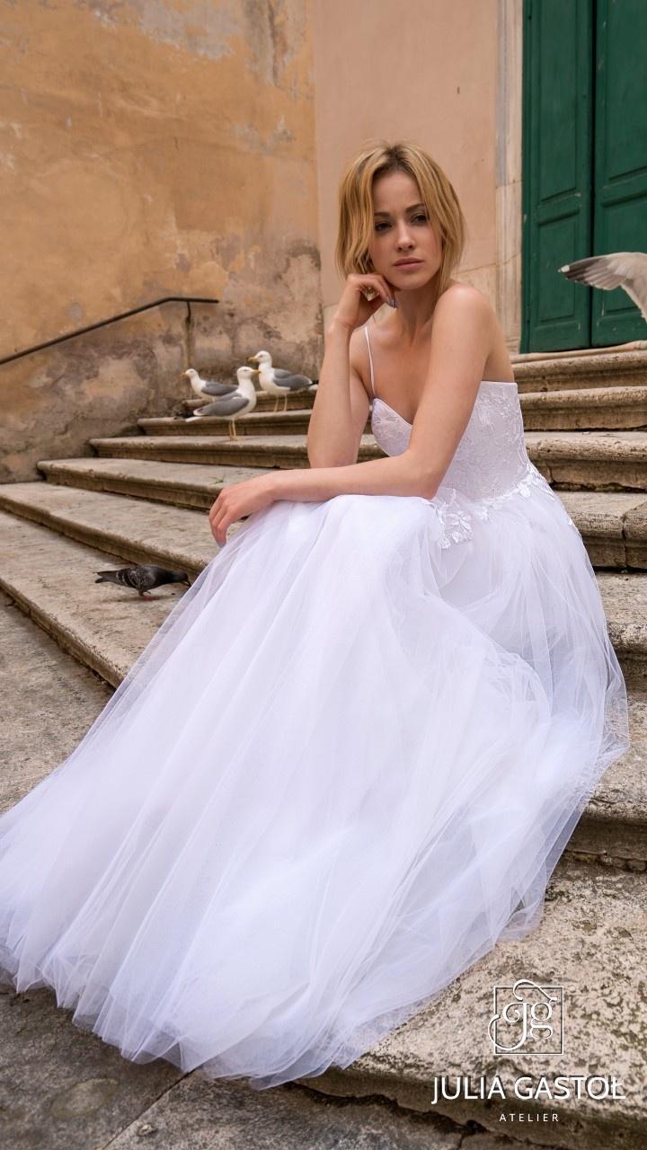 Šaty JULIA GASTOL v salónu White Romance v Piešťanech - Obrázok č. 30