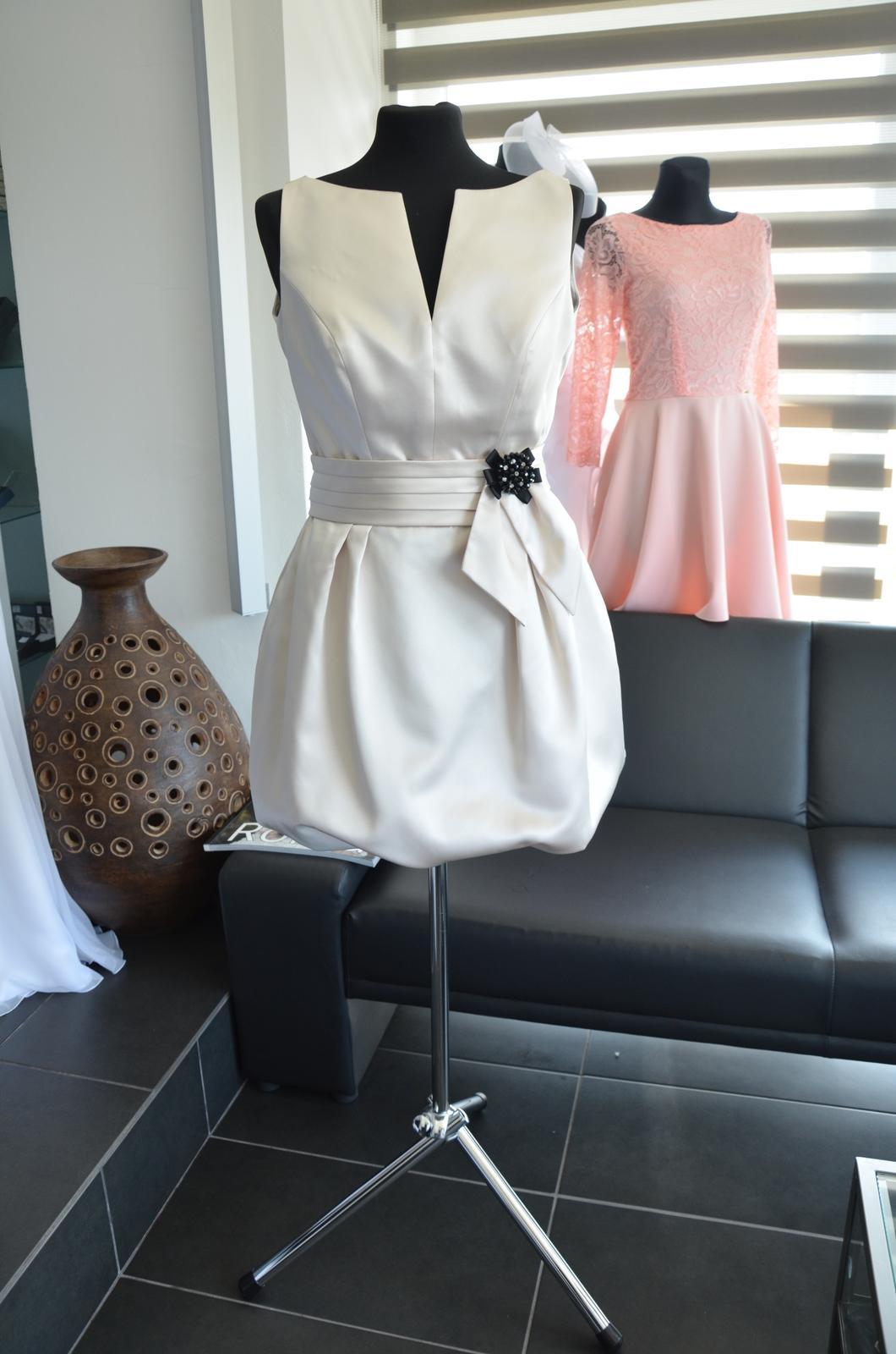 Společenské šaty - Obrázok č. 1