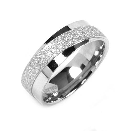 Prstýnky - ocel