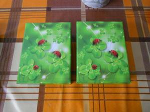 krabičky na dárečky pro rodiče, jak jinak než s berundama :)