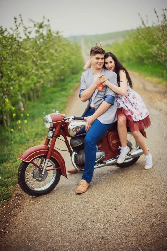 Naše handmade  foteníčko :) zatial ako snúbenci - Obrázok č. 59