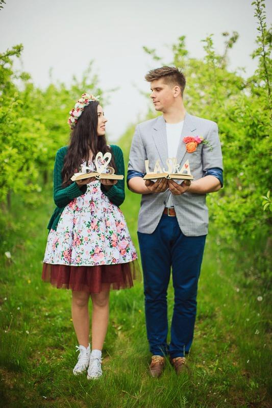 Naše handmade  foteníčko :) zatial ako snúbenci - Obrázok č. 69