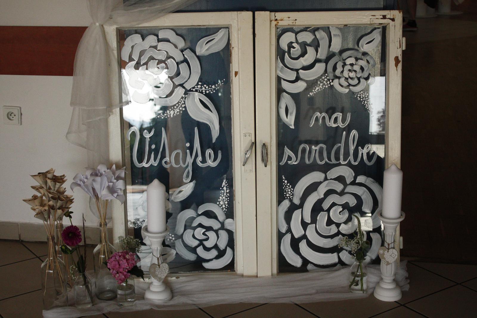 Renátka👰💗💗💗{{_AND_}}Tomáš💏💪💙💙💙 - par fotiek je tu aj od svadobčanov..tak odpuste kvalituu...ale pre inšpiráciu :)