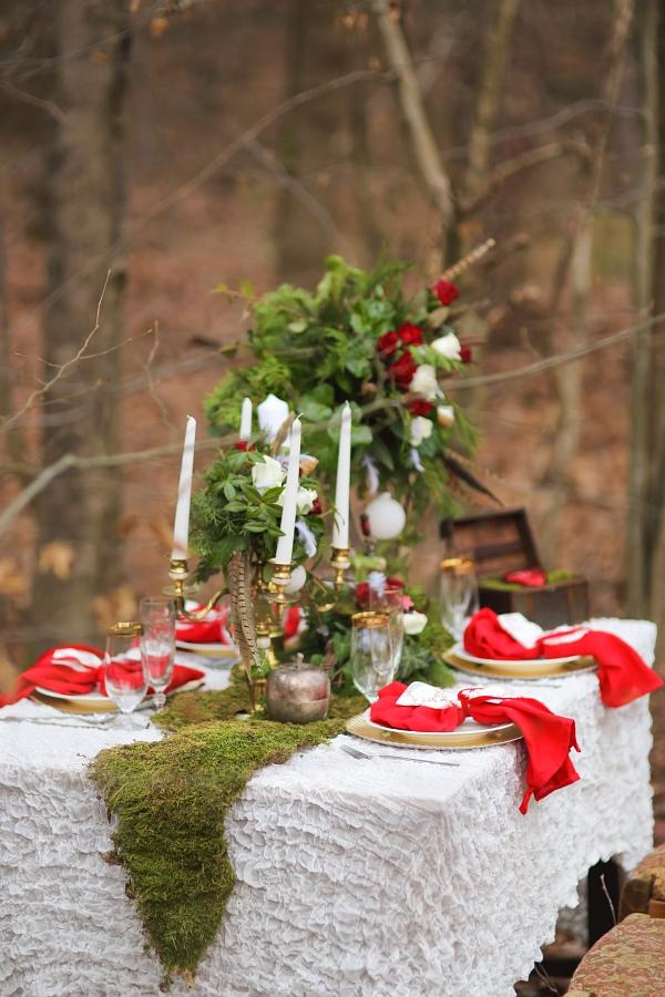 Naše vianočné rošošo :) Bez snehu ale so Snehulienkou - Obrázok č. 21