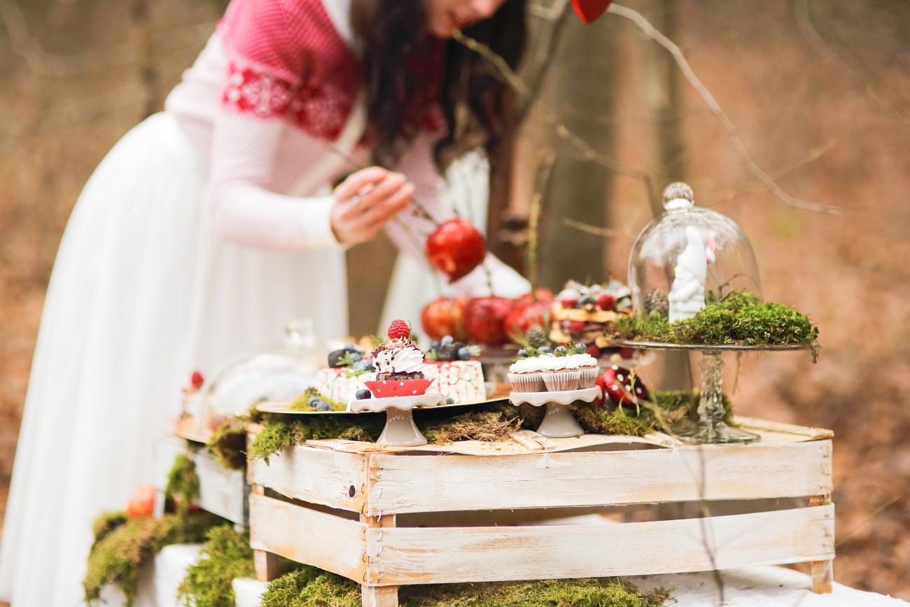 Naše vianočné rošošo :) Bez snehu ale so Snehulienkou - Obrázok č. 22