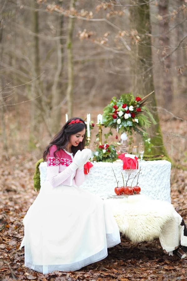 Naše vianočné rošošo :) Bez snehu ale so Snehulienkou - Obrázok č. 28