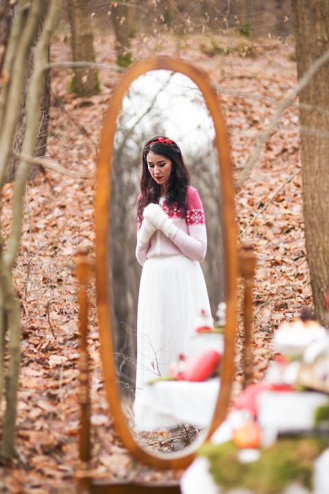 Naše vianočné rošošo :) Bez snehu ale so Snehulienkou - Obrázok č. 44