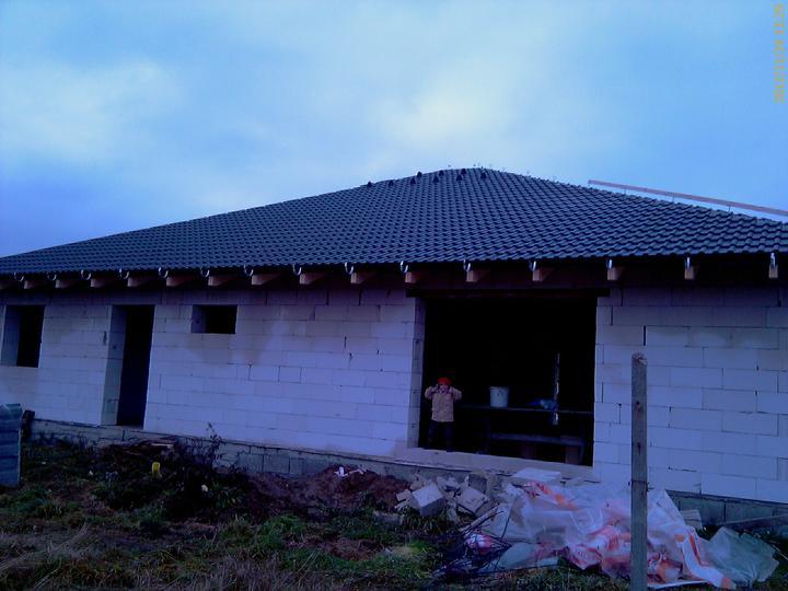 Náš nový domček - a takto to bude vypadať od zadu