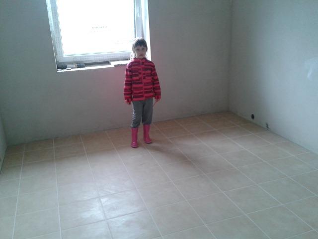 Náš nový domček - testujem svoju izbičku :-)
