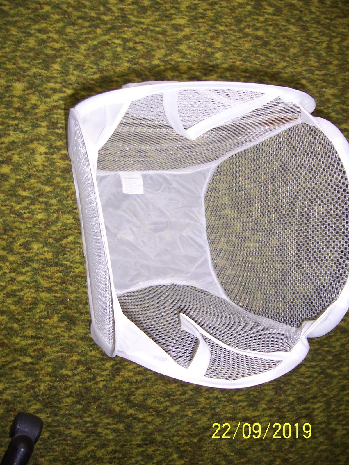 skladací kôš na prádlo - Obrázok č. 1