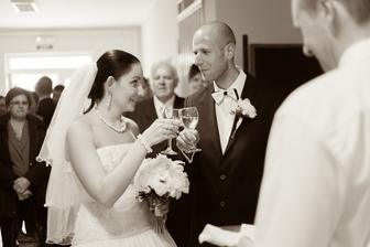 Na zdravie novomanželom