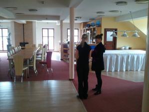 informační schůzka s obsluhou :)