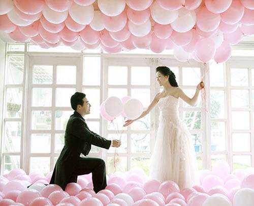INSPIRACE: black & pink wedding - Obrázek č. 275