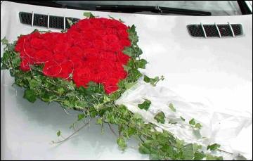 Svadobné prípravy na 14.4.2007 - nieco taketo sa pokusim vytvorit na nase svadobne auticko. Necham sa prekvapit, co z toho nakoniec bude...