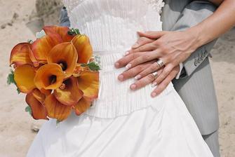 kyticka a prstene