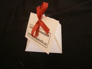 Krabičky na dárečky pro svatebčany