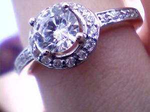 Zasnoubili jsme se 9.9.2012 v Polsku.
