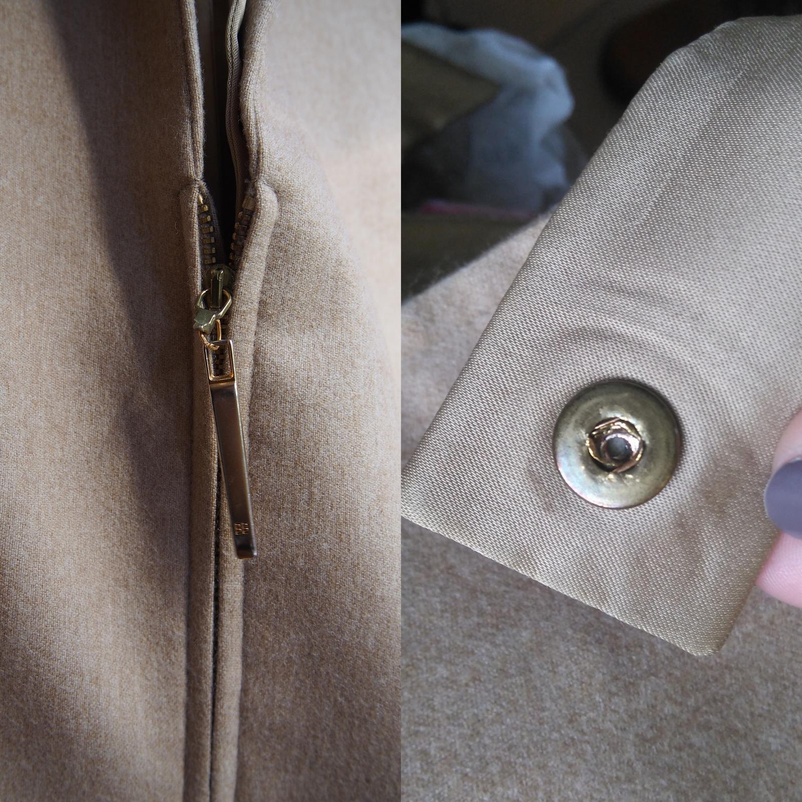 Elegancia od Betty Barclay - vlnený kabátik - Obrázok č. 3