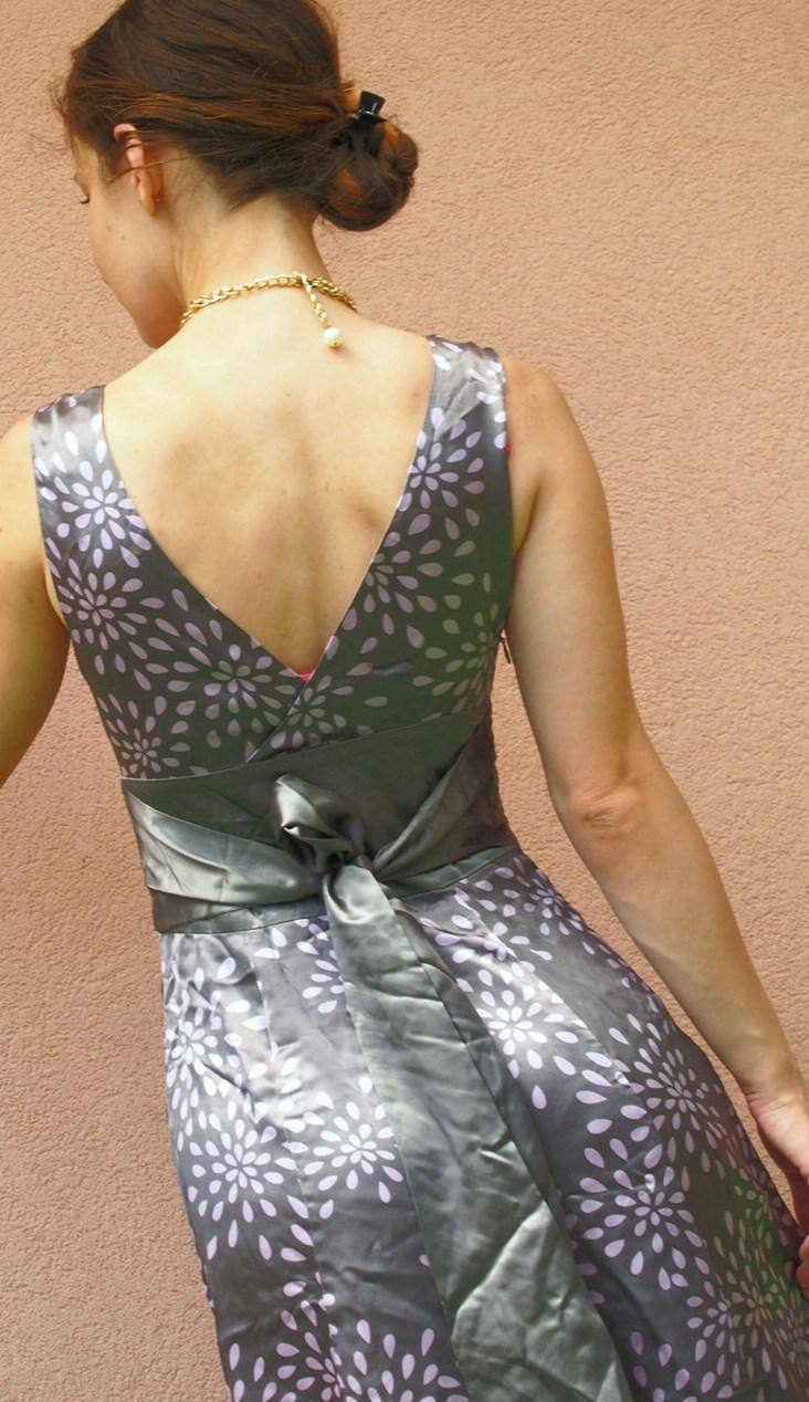Ted Baker Nežne romantické hodvábne šaty PC140eur - Obrázok č. 3