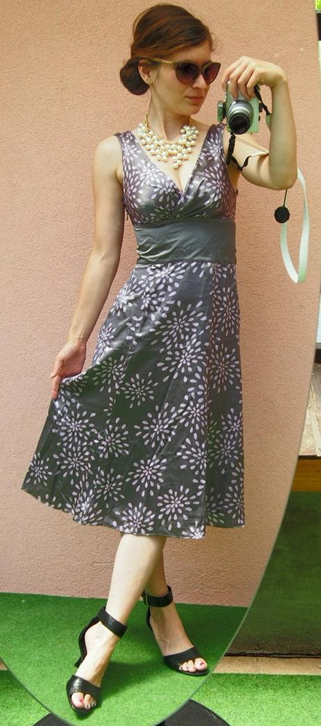 Ted Baker Nežne romantické hodvábne šaty PC140eur - Obrázok č. 2