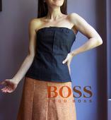 Hugo Boss Luxusný eklektický biznis korzet Nenos., 38