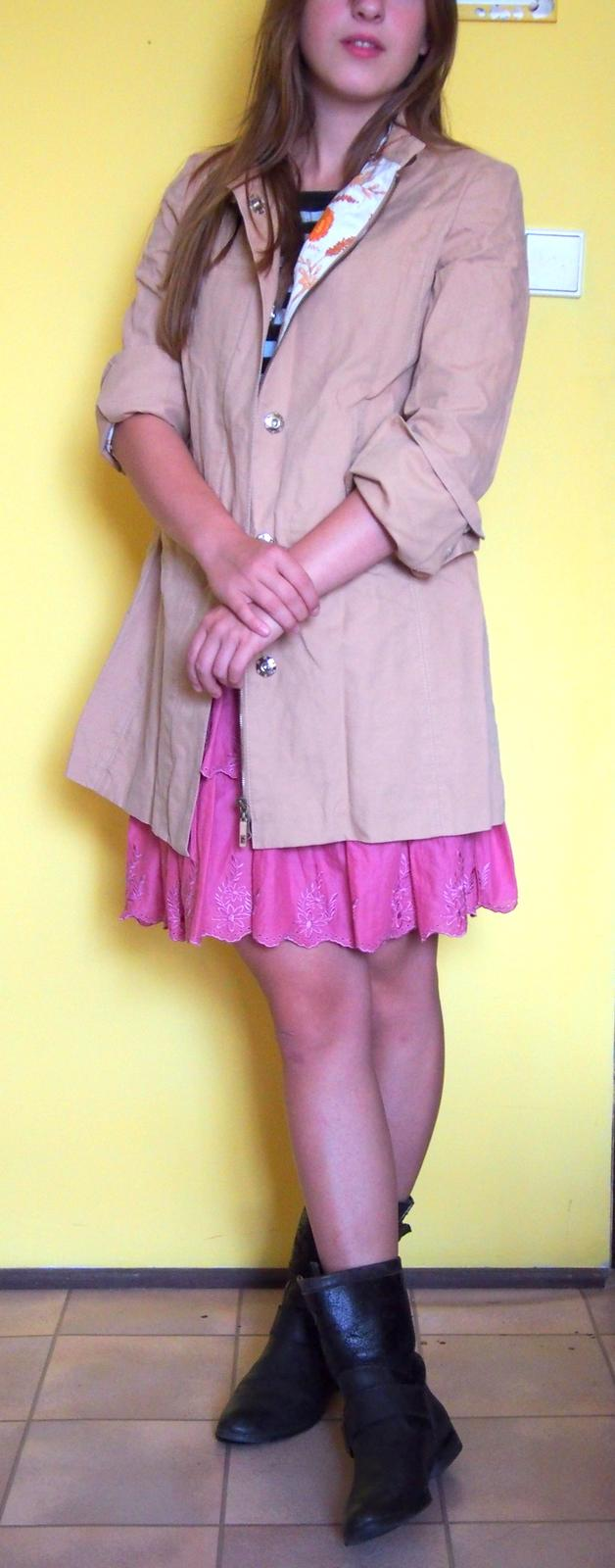 Escada Chic roztomilý kabátik UNI veľkosť - Obrázok č. 1