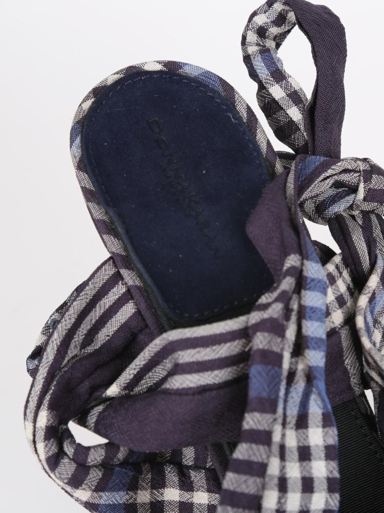 Donna Karan DKNY sandálky na platforme - Obrázok č. 3
