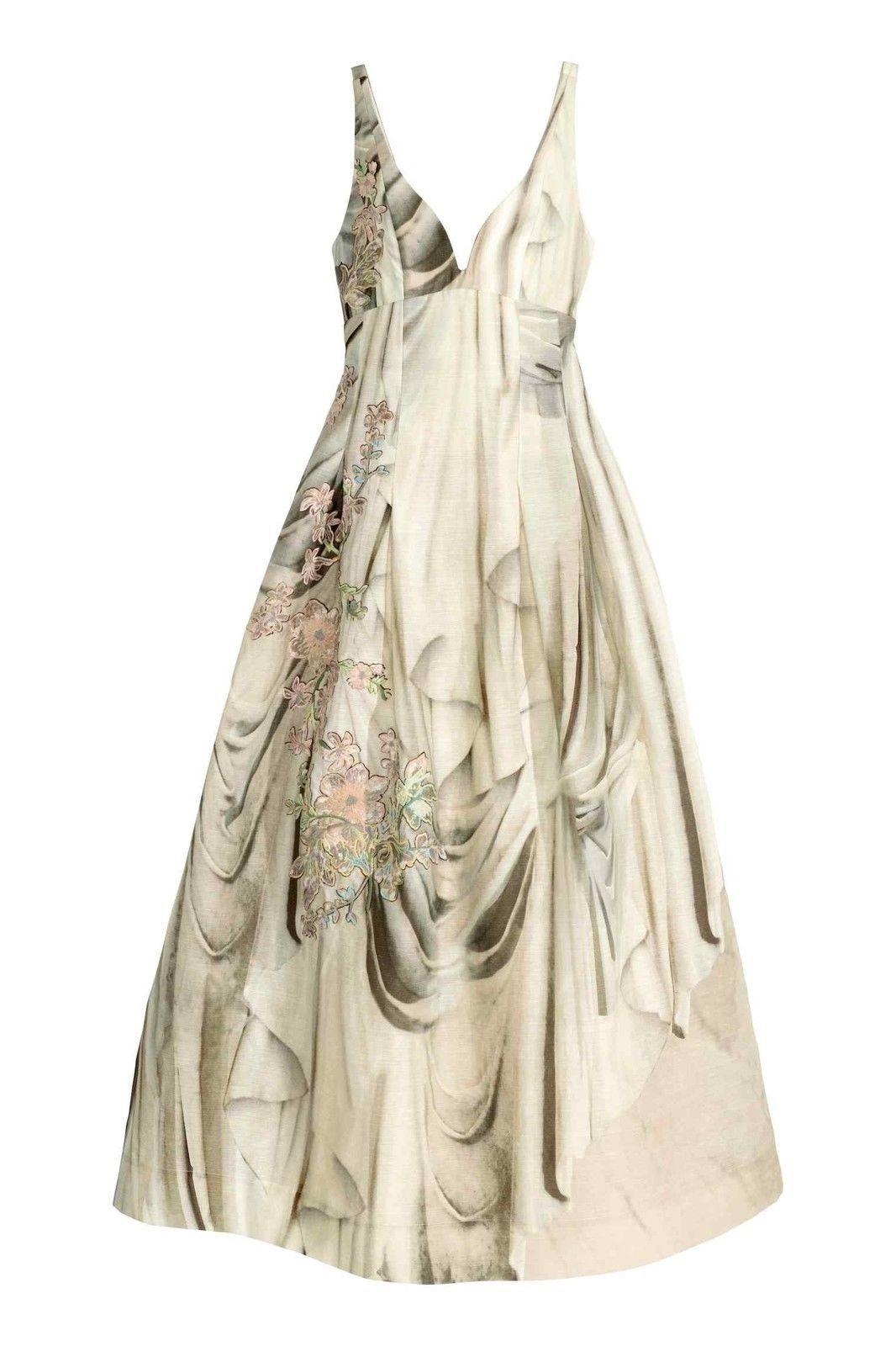 Dokonalé spoločenské svadobné boho šaty Hodváb+ľan - Obrázok č. 2