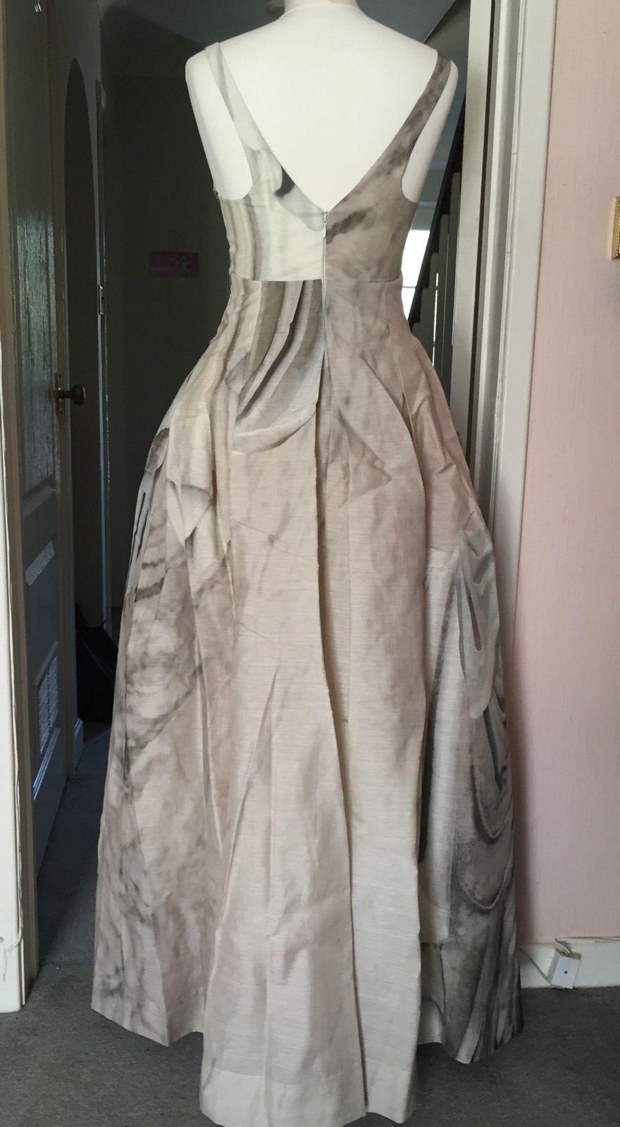 Dokonalé spoločenské svadobné boho šaty Hodváb+ľan - Obrázok č. 4