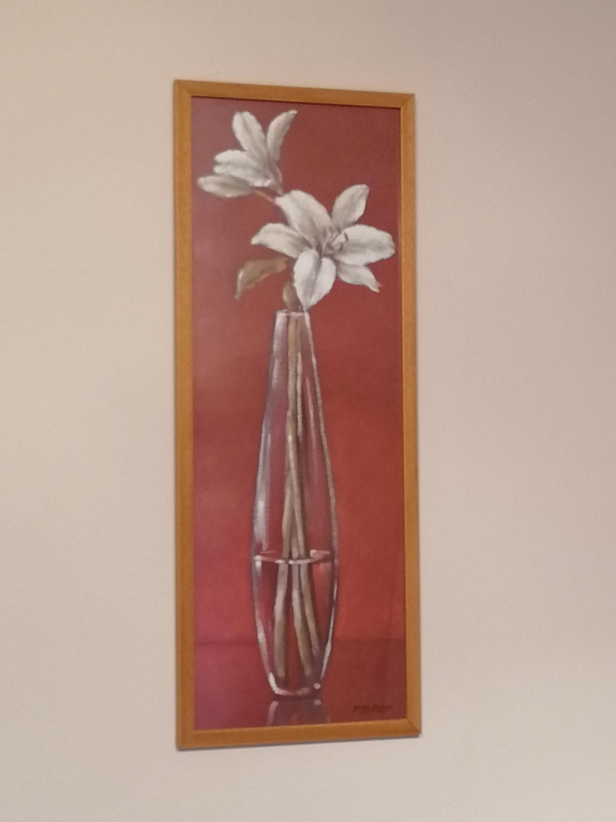 obrazy na stenu - kvety - Obrázok č. 3