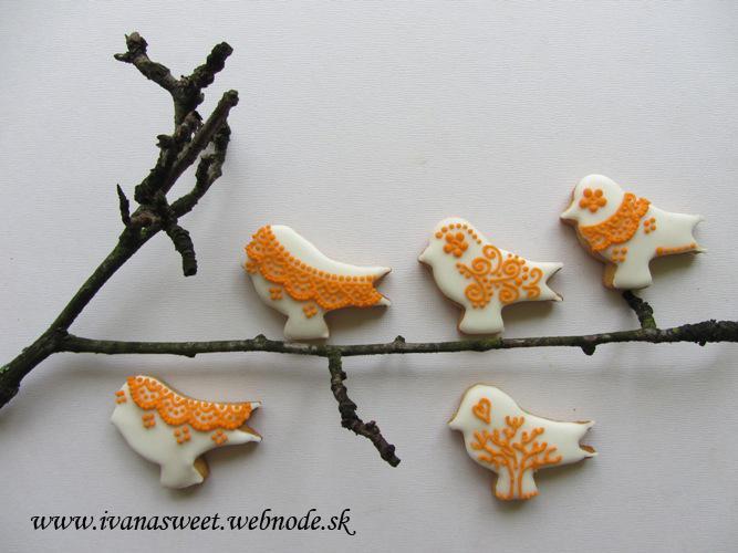Medovníčky na candy bar - Obrázok č. 56