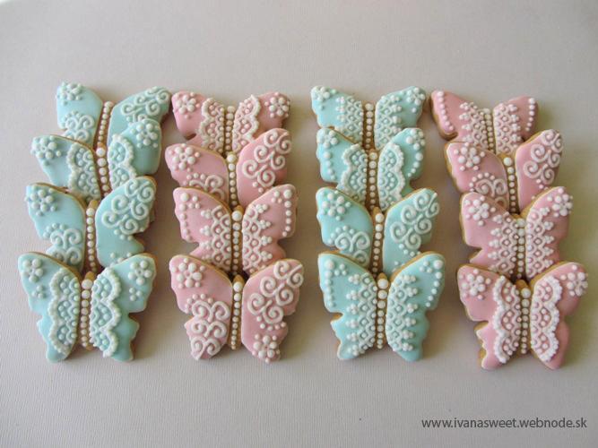Medovníčky na candy bar - Obrázok č. 88