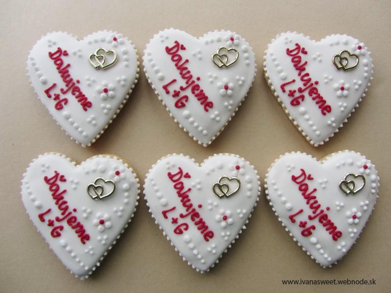 Svadobné perníčky s prstienkami - Obrázok č. 29
