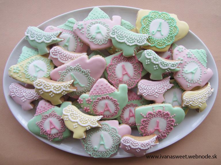 Medovníčky na candy bar - Obrázok č. 135