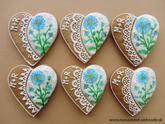 Pre mňa veľmi vzácna objednávka: Medovníčky pre Magaelu :)