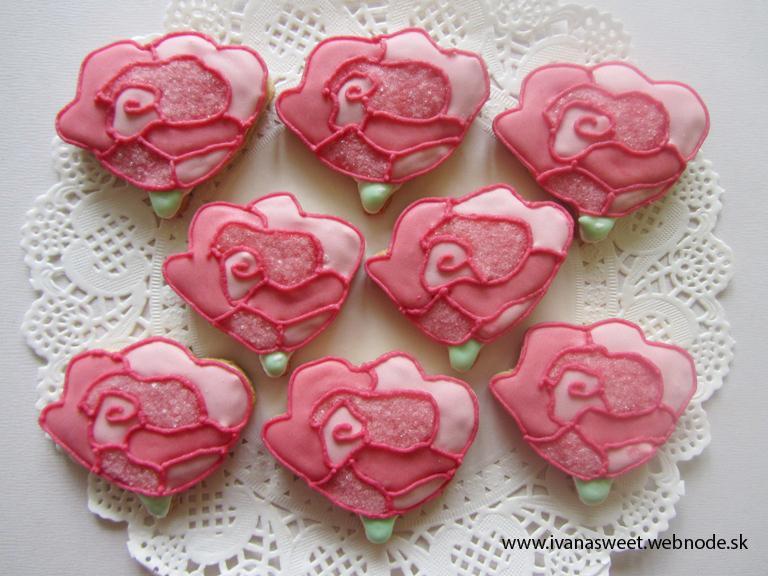 Medovníčky na candy bar - Obrázok č. 167