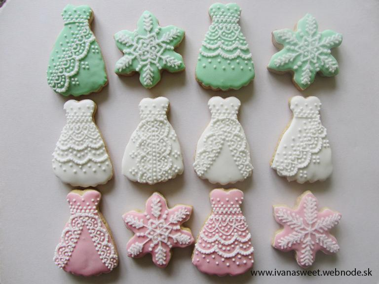 Medovníčky na candy bar - Obrázok č. 169