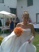 Vdávala se sestřenice - amatérská, ale krásná fotečka