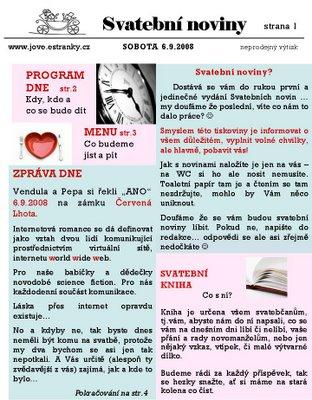 Přípravy - Vendula a Pepa 6.9.2008 - Obrázek č. 28