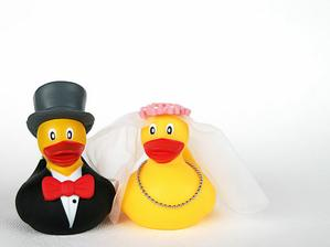 Milujem rubber duckies :))) tieto už mám doma :)