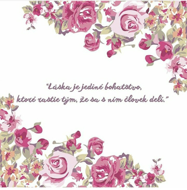 Najkrajšie mottá a citáty o láske ♥ - Obrázok č. 1