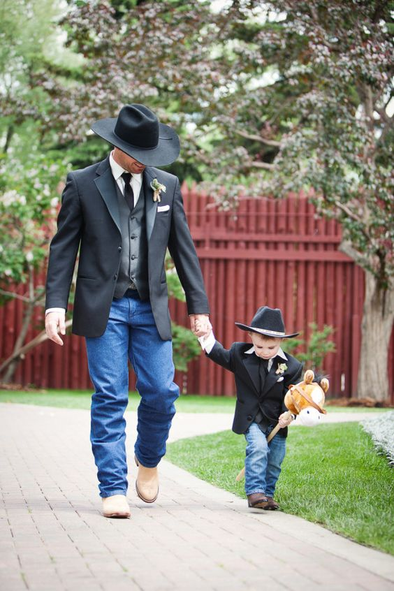 Western (Cowboy) Wedding - Obrázok č. 7