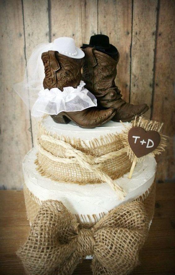 Western (Cowboy) Wedding - Obrázok č. 19